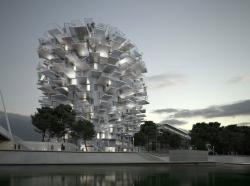 Башня Arbre Blanc