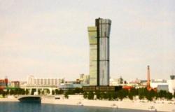 Над историческим центром Омска возвысится 45-этажный апарт-отель