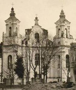 Утраченные святыни. Под Псковом поставят памятник разрушенным храмам