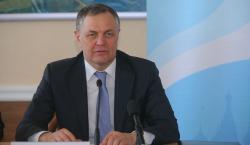 Состоялась пресс-конференция руководителя Департамента развития новых территорий Москвы Владимира Жидкина
