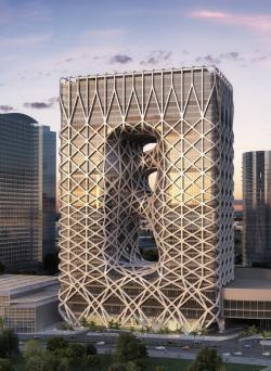 Башня City of Dreams Hotel