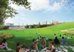 Американские архитекторы могут покинуть проект «Зарядье» из-за санкций
