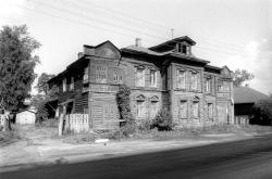 10 мая в Вологде начались работы по консервации памятника архитектуры  федерального значения – дома Шахова