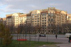 Жилой комплекс в Санкт-Петербурге, ул. Нахимова, 15