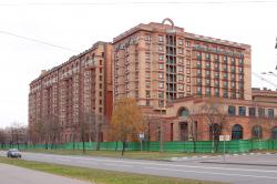 Многофункциональный комплекс в Санкт-Петербурге, ул. Наличная, квартал 7-9