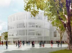 Новый кампус университета Луиджи Боккони