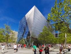 Павильон Национального мемориального музея 11 сентября