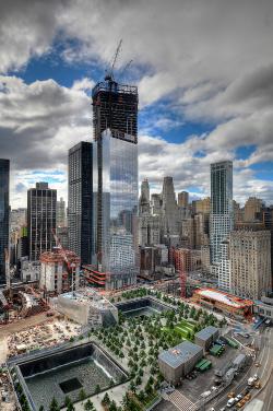Национальный мемориал 11 сентября