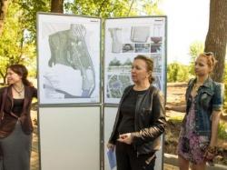 Казань оградит парк Горького от шума и суеты