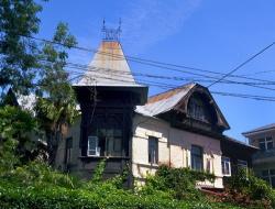 В Сочи власти требуют снести памятник архитектуры «Дом Успенского»