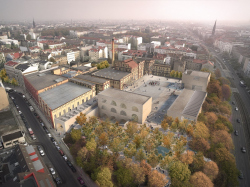 Пивоваренный завод Bötzow–реконструкция