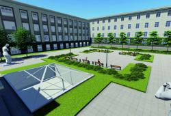 Здание архива и выставочного зала для иркутских архитекторов спроектировала студентка НИ ИрГТУ