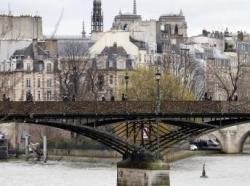 Дома-мосты над Сеной в проекте мэрии Парижа