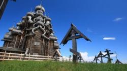 Волонтеры и священники призвали спасти гибнущие храмы Русского Севера