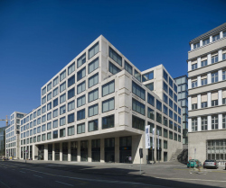 Кампус Педагогического института Цюриха в квартале Europaallee