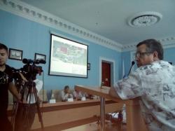 Архитекторы Севастополя рассмотрели три проекта реконструкции площади 50-летия СССР