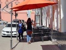 Летние кафе, оформленные вне единого городского стиля, будут закрывать