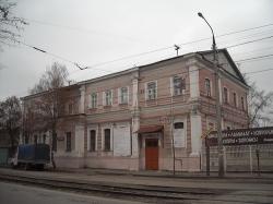 Старый Орел. Карачевская улица. Гимназический пансион