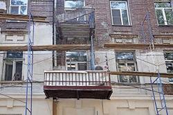 Общественность против оштукатуривания кирпичных фасадов исторического центра Ростова-на-Дону