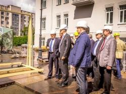 У центральных улиц Омска будет новый облик