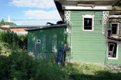 Дом купца Земцова в Ханты-Мансийске отреставрируют в 3D