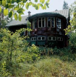 Дачи советских архитекторов