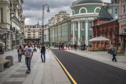 Стоит ли радоваться превращению центра Москвы в пешеходную зону?