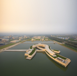 Административный «Корпус на воде» завода Shihlien Chemical Industrial