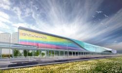 Торгово-развлекательный комплекс «Дрожжино-2» (конкурсный проект)