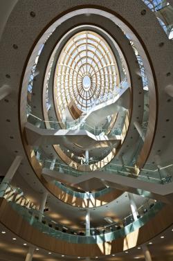 Центральная библиотека Ливерпуля © Keith Hunter