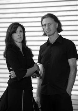 Изабель Эро и Ив Арно. Фото © André Morin