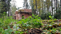 Природный ландшафт как элемент архитектуры
