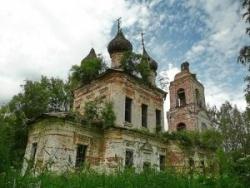 Храмы разрушаются. Кто восстановит?