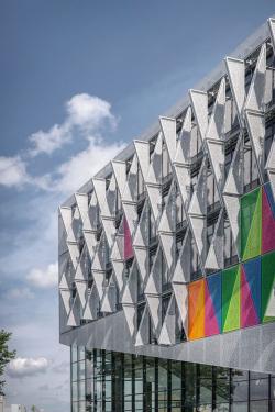 Кампус Университета Южной Дании в Кольдинге