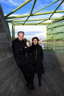 Брендан МакФарлан и Доминика Жакоб. Фото © Jean Ber