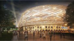 Проект реконструкции стадиона «Динамо»