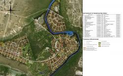 Архитектурно-планировочная концепция застройки территории «Проект Пахра»