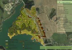 Архитектурно-планировочная концепция многофункциональной застройки «Парк Дуброва»