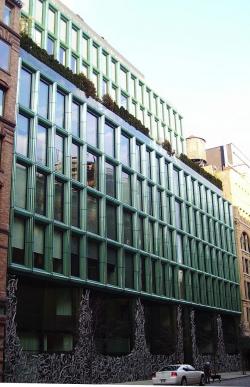 Жилой дом 40 Bond Street