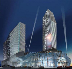 Комплекс Cosmopolitan Resort & Casino
