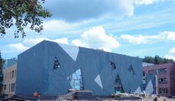 Новая школа в Зеленограде