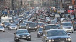 Пробок в Москве стало меньше