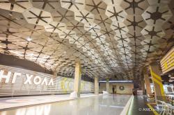 Параметрический потолок. Процесс проектирования и изготовления