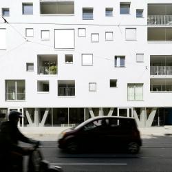 Жилой дом на Мюллерштрассе