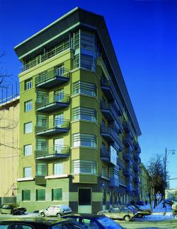 Реконструкция офисного здания в Соймоновском проезде