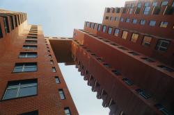 Жилое здание на улице Климашкина
