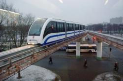 В Подмосковье определили «коридоры» движения для легкого метро