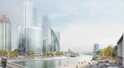 Конкурсная концепция развития территорий у Москвы-реки