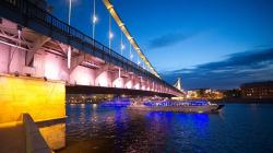 Этот город в огне: ночная подсветка Москвы
