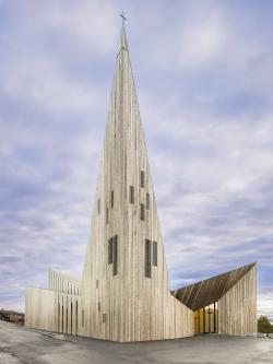 Общинная церковь в Кнарвике